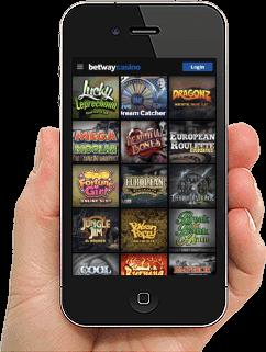 betway chile apuestas online y juegos de casino en iphone