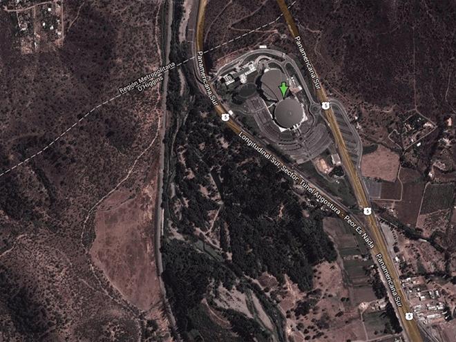 Monticello casino chile rancagua