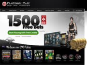 Platinum Play Revisión para Chile